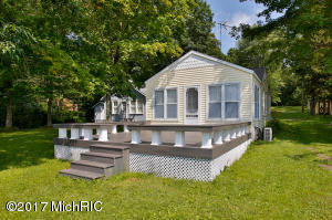 Property for sale at 3738 Peterson Drive, Gobles,  MI 49055