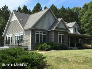 Farm / Ranch / Plantation for Sale at 11317 Custer Free Soil, Michigan 49411 United States