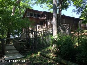 Single Family Home for Sale at 7230 Lakeshore Manistee, Michigan 49660 United States