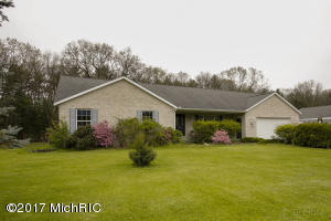 Property for sale at 6712 Lafountaine Drive, Plainwell,  MI 49080