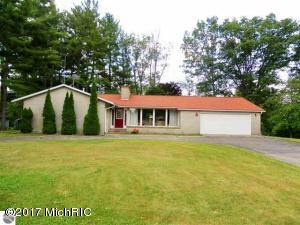 Single Family Home for Sale at 550 Henry Lake City, Michigan 49651 United States
