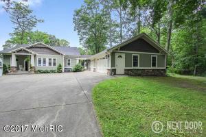 Casa Unifamiliar por un Venta en 3147 Scenic Muskegon, Michigan 49445 Estados Unidos