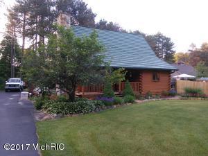 8310 Peck Lake Road, Saranac, MI 48881
