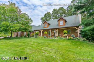 Property for sale at 690 Spruce Hollow Drive, Middleville,  MI 49333