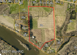 Farm / Ranch / Plantation for Sale at 13353 60th Coopersville, Michigan 49404 United States
