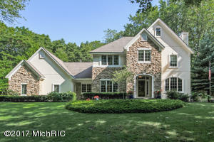 Property for sale at 6380 Hidden Ponds Drive, Holland,  MI 49423