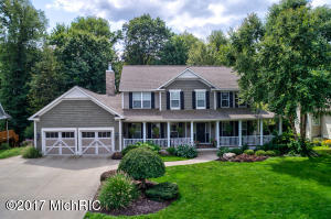 Property for sale at 14920 Creek Edge Drive, Holland,  MI 49424