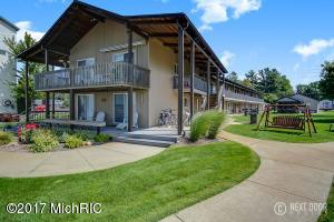 Property for sale at 8484 Silver Lake Road Unit 7, Mears,  MI 49436
