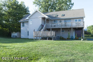 Property for sale at 5520 Monroe Road, Olivet,  MI 49076