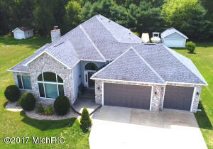Property for sale at 8178 Fawn Meadow Trail, Galesburg,  MI 49053