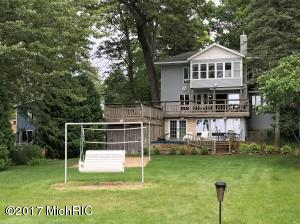 Property for sale at 296 Lakeside Drive, Delton,  MI 49046