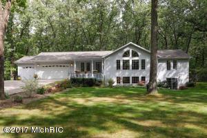 Property for sale at 4131 Monroe Road, Allegan,  MI 49010