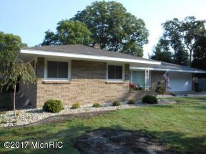 Property for sale at 1928 Ritter Hills Drive, Muskegon,  MI 49441