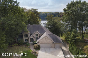 Property for sale at 4678 Leighton Lakes Drive, Wayland,  MI 49348