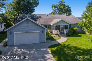 Property for sale at 1608 Collier Drive, Whitehall,  MI 49461
