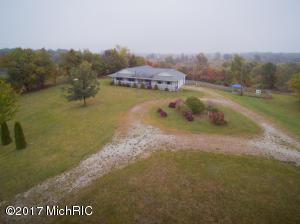 Property for sale at 8143 S Clark Road, Nashville,  MI 49073
