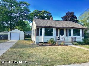 Property for sale at 2206 Oak Avenue, North Muskegon,  MI 49445