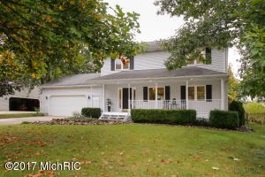 Property for sale at 1017 Barton Street, Otsego,  MI 49078