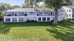 Property for sale at 1871 South Shore Drive Unit 1, Holland,  MI 49423