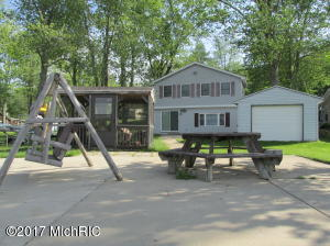 Property for sale at 138 Peterson Drive, Gobles,  MI 49055