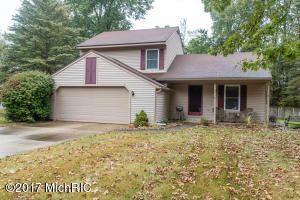 Property for sale at 1277 Timber Oaks, Plainwell,  MI 49080