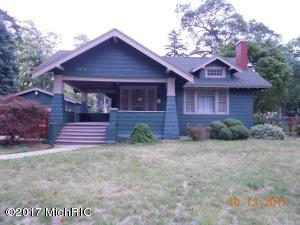 Property for sale at 2212 Peck Street, Muskegon Heights,  MI 49444