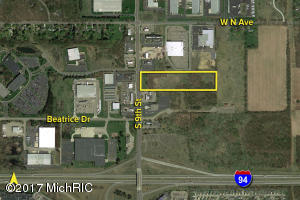 Property for sale at S 9th Street Unit 10.40  acres, Kalamazoo,  MI 49009