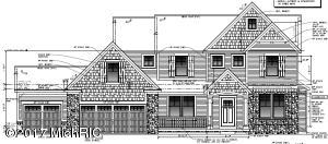 Property for sale at 13792 Harrington Landing, Holland,  MI 49424