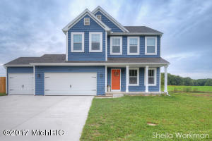 Property for sale at 1273 Crystal Way Court, Middleville,  MI 49333