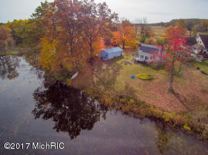 Property for sale at 9520 Milo Road, Plainwell,  MI 49080