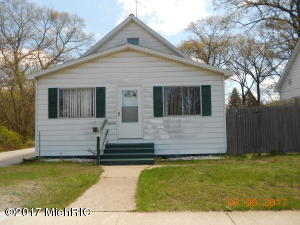 Property for sale at 2036 Howden Street, Muskegon Heights,  MI 49444