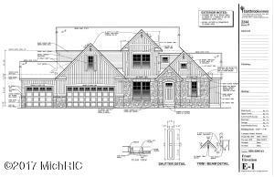 Property for sale at 9437 Sunset Ridge Drive, Rockford,  MI 49341