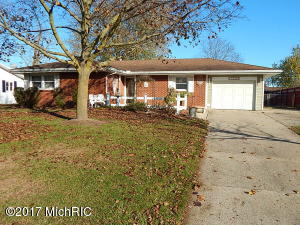 Property for sale at 1545 N Jefferson Street, Hastings,  MI 49058