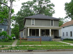 Property for sale at 2421 Peck Street, Muskegon Heights,  MI 49444