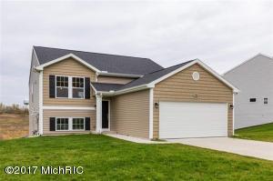 Property for sale at 554 Oak Meadow Drive, Middleville,  MI 49333