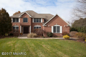 Property for sale at 3873 Briarpatch Circle, Galesburg,  MI 49053