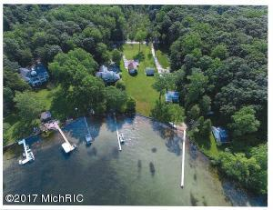 Property for sale at 3934 Hermitage Pointe Road, Middleville,  MI 49333