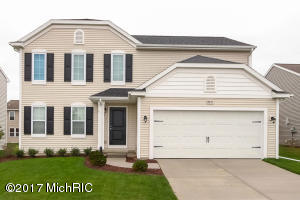 Property for sale at 927 View Pointe Drive, Middleville,  MI 49333