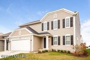 Property for sale at 454 Oak Meadow Drive, Middleville,  MI 49333