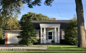 Property for sale at 1637 Ruddiman Drive, North Muskegon,  MI 49445