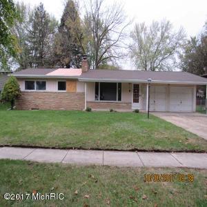 Property for sale at 218 Bradley, Battle Creek,  MI 49017