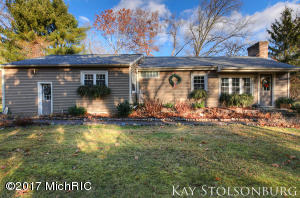 Property for sale at 5505 W Irving Road, Hastings,  MI 49058