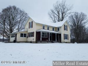 Property for sale at 836 S Wellman Road, Nashville,  MI 49073