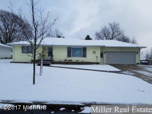 Property for sale at 1521 N Jefferson Street, Hastings,  MI 49058