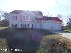 Property for sale at 24757 Brownstone Boulevard, Mattawan,  MI 49071