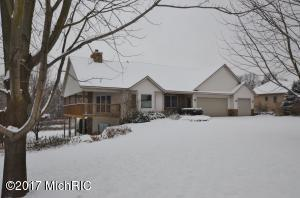 Property for sale at 9169 Lake Gerald Drive, Sparta,  MI 49345