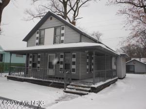 Property for sale at 2136 Sanford Street, Muskegon Heights,  MI 49444
