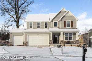 Property for sale at 7343 Marksbury Drive, Byron Center,  MI 49315