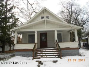 Property for sale at 2541 Jefferson Street, Muskegon Heights,  MI 49444