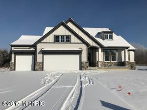 Property for sale at 6567 Summer Meadows, Rockford,  MI 49341